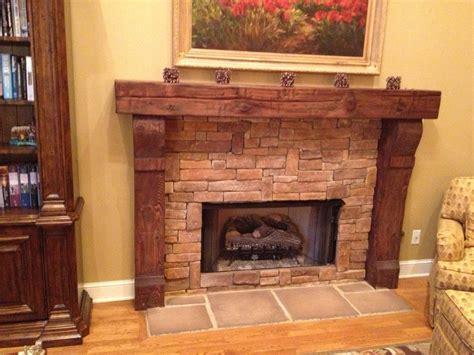 Custom Fireplace Mantel Shelf - custom fireplace mantels asheville nc timber mantels by