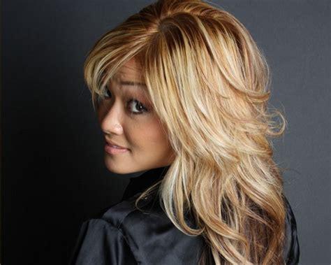 cute long layered hairstyles cute layered haircuts long hair