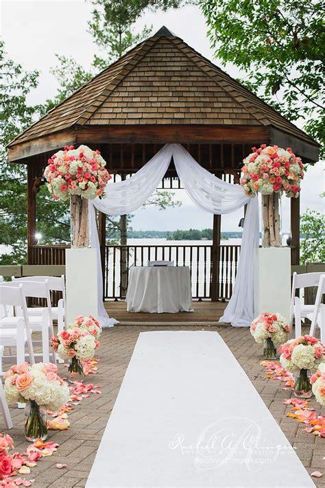 amy and dwights muskoka wedding at taboo resort wedding