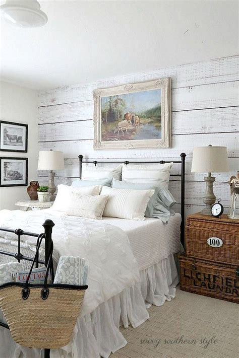 Classic And Vintage Farmhouse Bedroom Ideas 47 Home