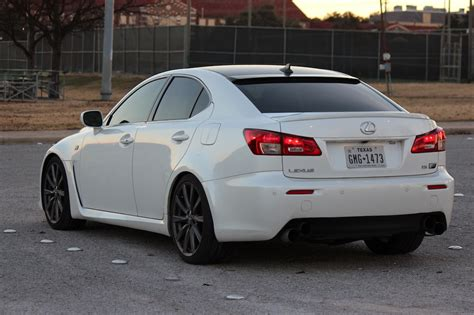 lexus isf white tx 2008 lexus is f pearl white excellent condition isf