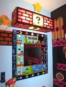 Gaming Zimmer Deko : verdauung im 8 bit land pinterest ideen f rs zimmer jungszimmer und videospiele ~ Markanthonyermac.com Haus und Dekorationen