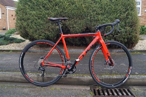 cube cross race pro cm cyclocross road bike