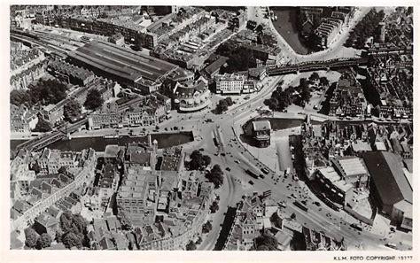 rotterdam voor  hofplein met omgeving  klm luchtfoto  hc house  cards