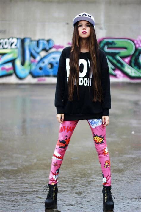 SWAG FASHION YOUTH STREET FASHION | She Wears Blog