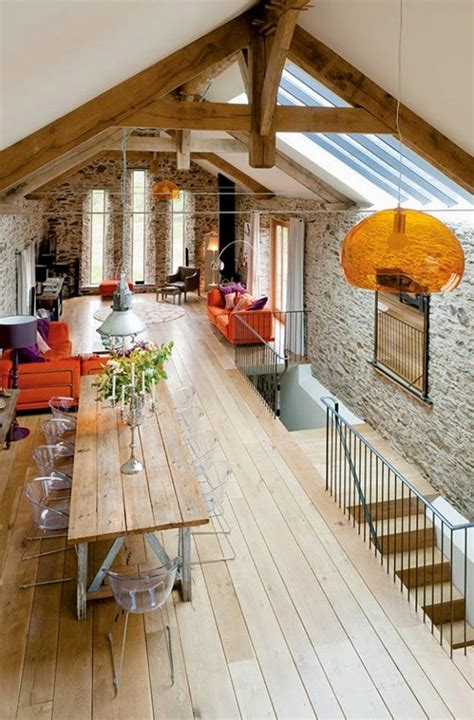 cleverly increase living space  making   unused attic architecture design
