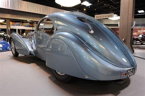 Jean bugatti had the second atlantic made for himself. 1936 Bugatti Type 57SC Atlantic Coupe | VolareAutomobile