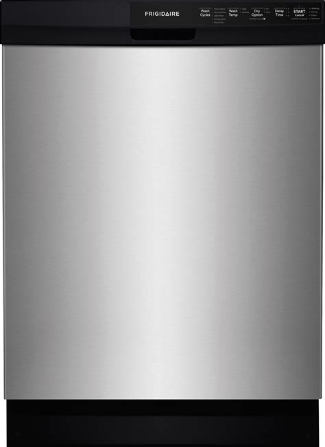 Ffbd2406nstop Built In Dishwashers Gistgear Fvfv Built