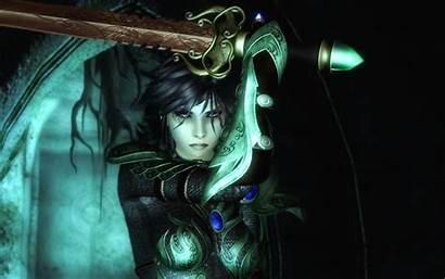 Vampire Warrior Wallpapers Gothic Fantasy Dark Horror