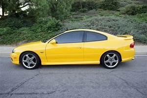 Buy Used 2004 Pontiac Gto - Yellow Jacket