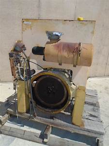 R  F  Engine Allis Chalmers Fiat 426 Engine Complete
