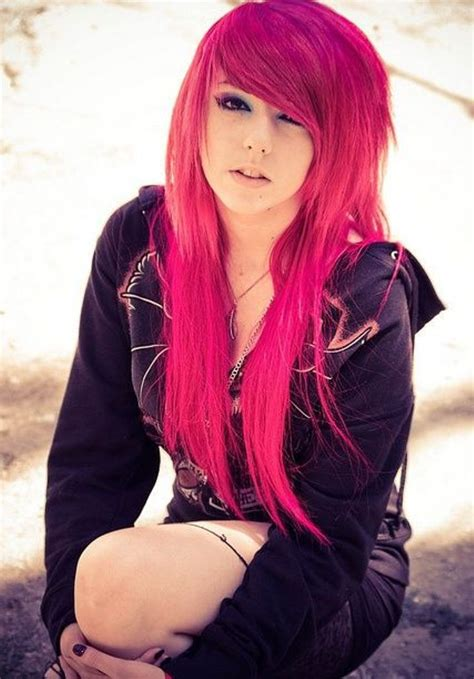 popular emo hairstyles  girls facehairstylistcom