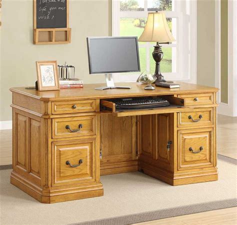 Oak Executive Desk For Natural Office Look. Reception Desk Flowers. Skinny Console Table. Wooden Corner Desk. Queen Anne Writing Desk. Black And Gold Desk. Acacia Dining Table. Under Desk Cam. Outside Side Table