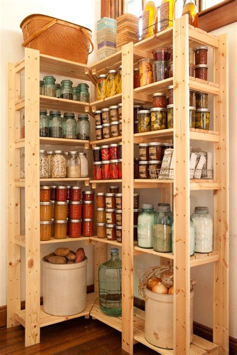 country kitchen pantry 9 ways to refresh your country kitchen pantry shelves 2854