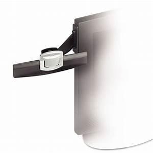 mmmdh240mb 3m swing arm copyholder zuma With 3m monitor mount document clip