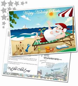 santa letter direct personalised letters from santa claus With personalised santa letters australia