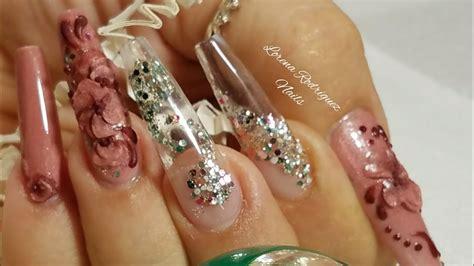 unas decoradas mix colleccion mayas nails youtube