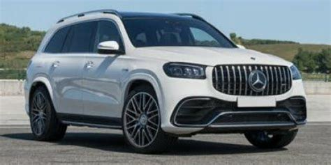 There are few things this suv doesn't do well. Used 2021 Mercedes-Benz GLS-Class GLS AMG 63 4MATIC AWD for Sale Right Now - CarGurus