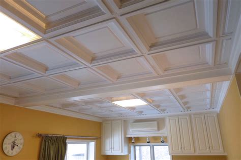 Coffered Ceiling Panels by Coffered Ceiling Tiles Roselawnlutheran