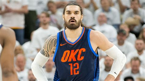 Thunder's Steven Adams Likes Comment Trolling Carmelo ...