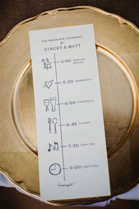 wedding reception timeline planning guide receptions