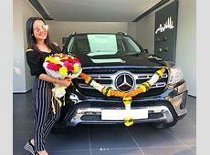 Neha Kakkar Gifts Herself a Brand New MercedesBenz GLS