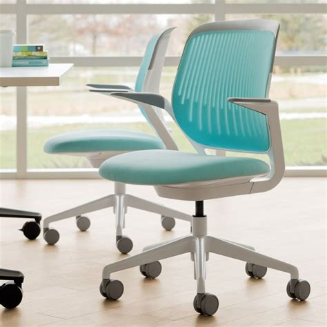 aqua desk chair 1000 images about desk chairs on cool office