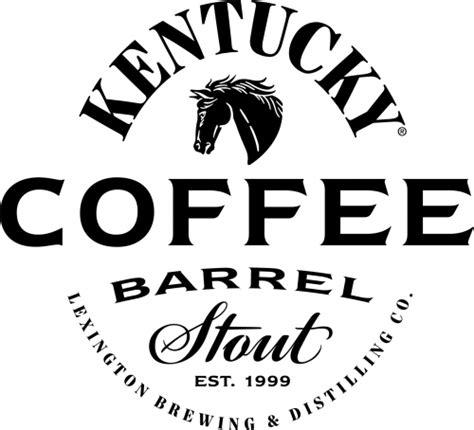 Logo of coffee roaster, four barrel coffee. Kentucky Bourbon Barrel Coffee Stout - Lexington Brewing ...