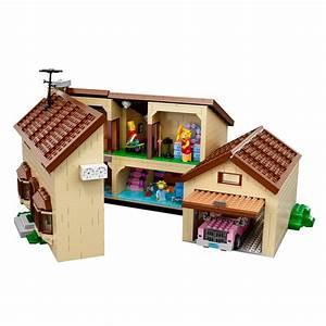 Simpson Des De Lego Simpsons Kit LegoLe La Officiel Maison W29bEHIeYD