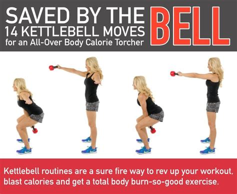 kettlebell moves workout body fitneass toned tight
