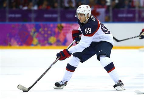 Patrick Kane Named Alternate Captain For Usa At World Cup