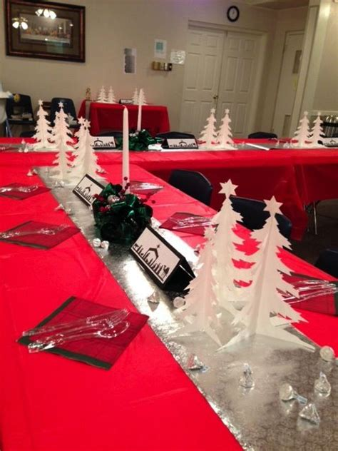 Decorating Ideas Church Banquet by Church Banquet Decorations Table Scapes