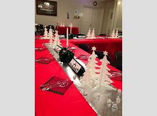 Church Banquet decorations Table Scapes Banquet