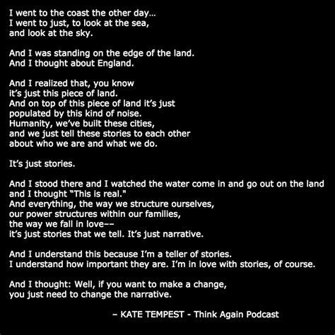 Poet, Rapper, And Novelist Kate