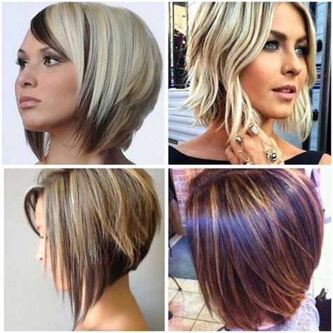 Different Short Hairstyles