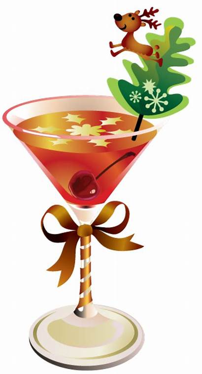 Clipart Drinks Drink Cocktail Transparent Holiday Clip