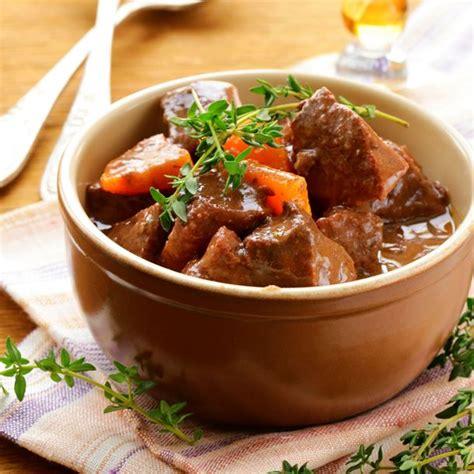cuisine grand mere recette boeuf aux carottes à la cocotte minute