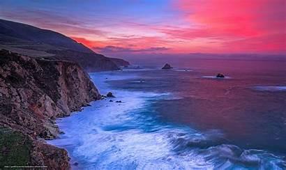 Sur Coast Central Wallpapers California Landscapes Desktop