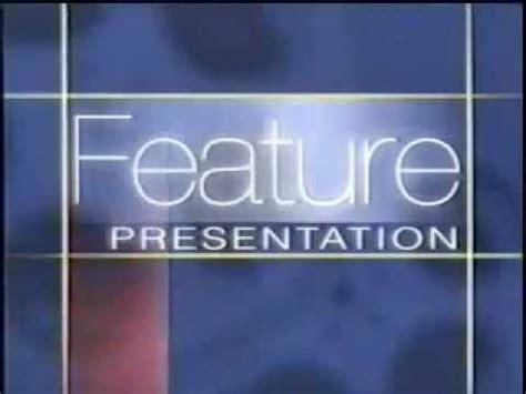 Feature Presentation Logo (2000-2006) - YouTube