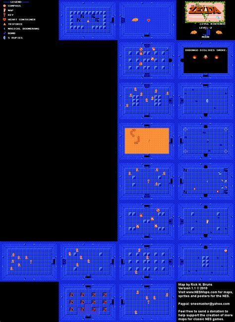 legend  zelda level  moon quest  map