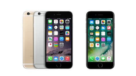 iphone 6 or 7 iphone 7 vs iphone 6 is it worth the upgrade yet
