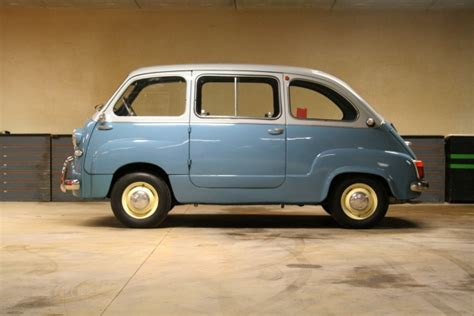 fiat multipla for sale a vendre for sale fiat 600 multipla 1956