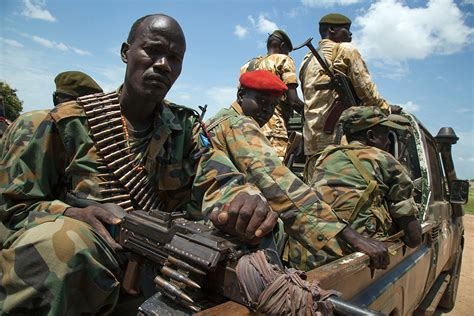 sudan south war conflict malakal africa violence yei north ed year immagini