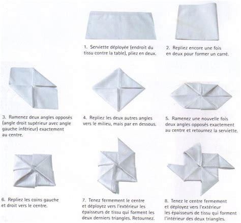 pliage de serviette papier pour mariage dootdadoo id 233 es de conception sont int 233 ressants