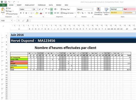 modèle de planning de travail cr 233 ez un mod 232 le de planning dans excel avec planningpme