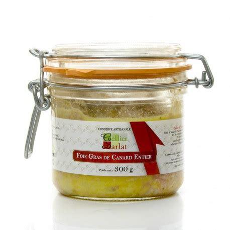 cuisiner canard entier foie gras de canard entier 300g foie gras sarlat