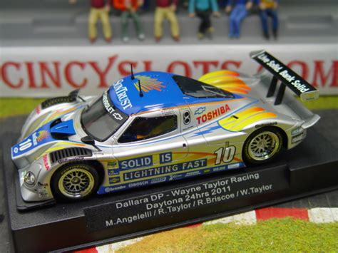 Sideways Sw11 Dallara Dp Wayne Taylor Racing