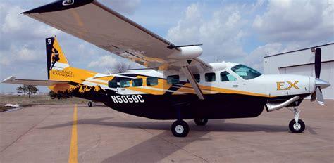 In The Air: Cessna Grand Caravan EX   Business Aviation ...
