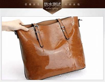Bag Tote Leather Bags Minimum Genuine Purse