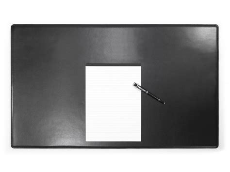 sous cuir bureau grand sous de bureau en cuir bleu 80 cm par 50 cm